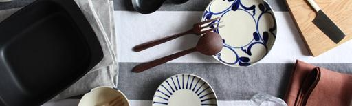 KOHORO x linen bird home 「いつもの食卓を、もっともっとたのしく」