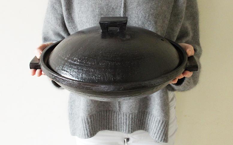 オリジナル土鍋