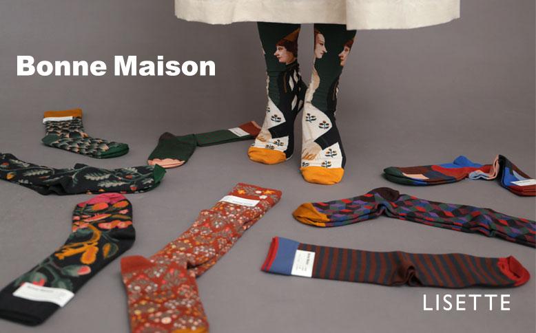 Bonne Maison 2019AW collection