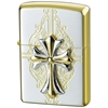 "Zippo lighter ""Cross combi metal"""