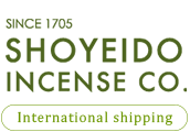 SHOYEIDO International Shipping Webshop