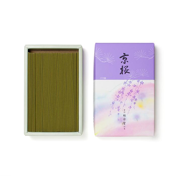 Kyozakura/Kyoto Cherry Blossoms (S  loose 490sticks)