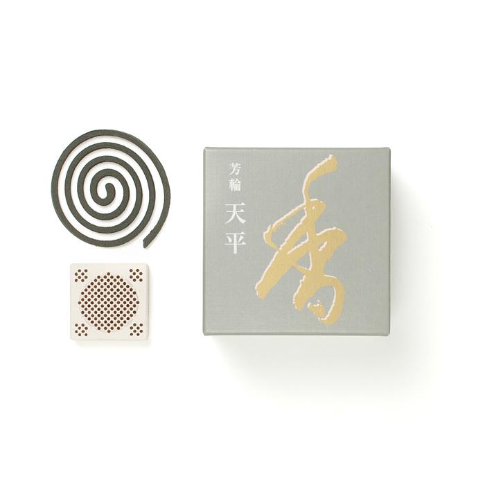 HORIN Tenpyo Coil/Peaceful Sky (10 coils)