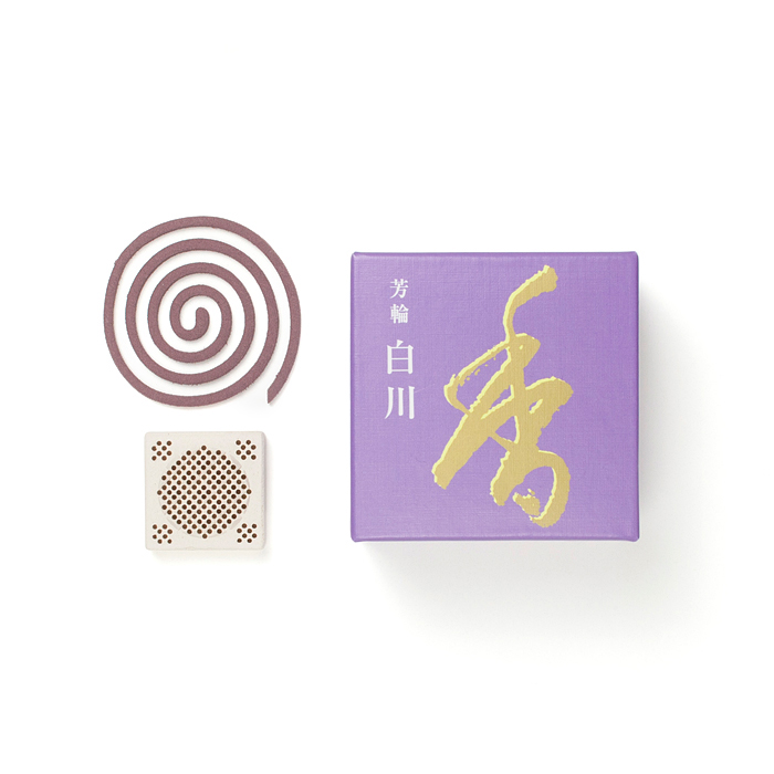 HORIN Shirakawa/White River (10 coils)