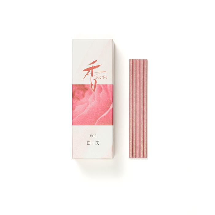 Xiang Do Rose #02 (20 sticks)