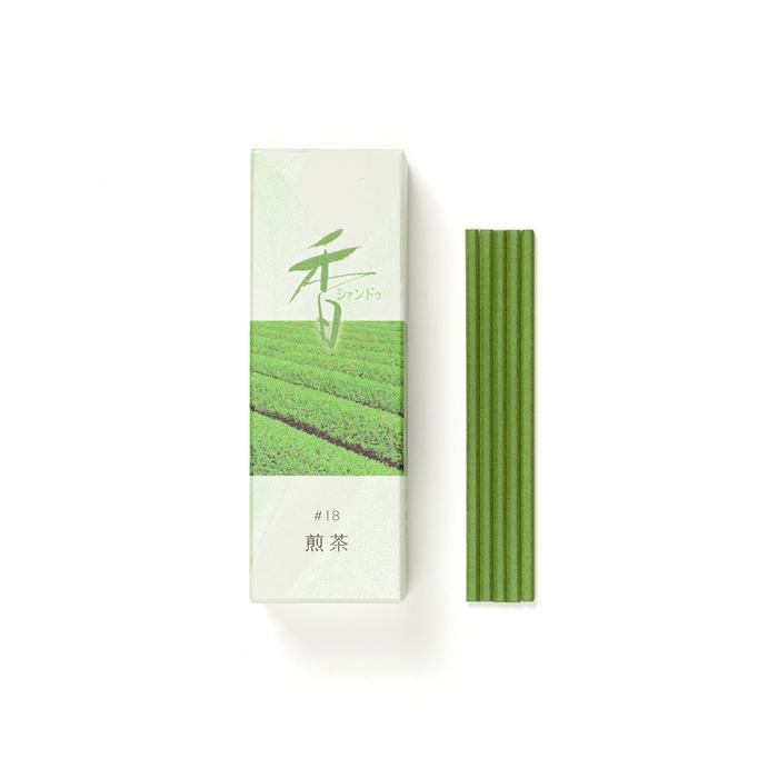 Xiang Do Sencha/Green Tea #18 (20 sticks)