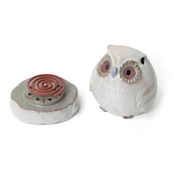 Incense Burner Owl