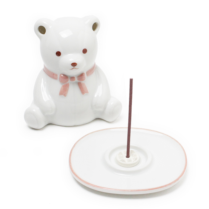 Incense Burner Teddy