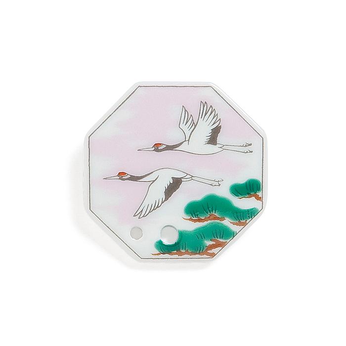 Porcelain Incense Holder New Spring/Hatsuharu
