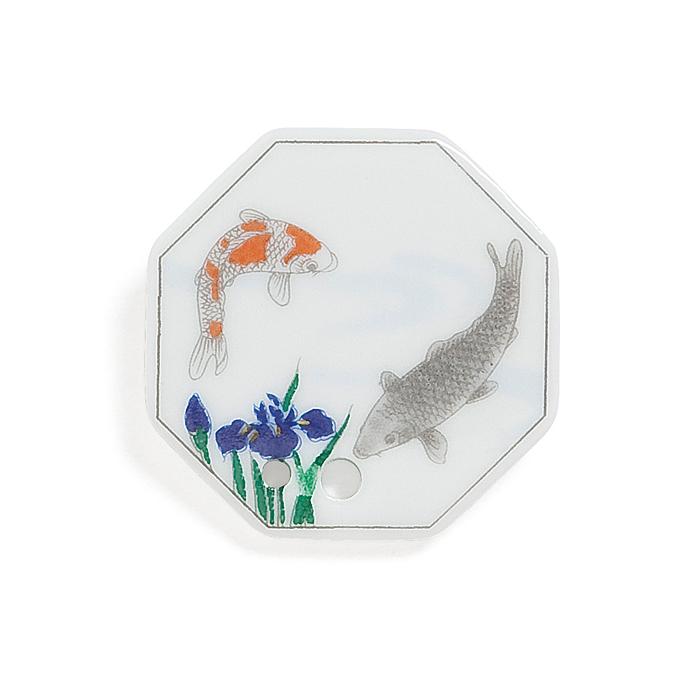 Porcelain Incense Holder Stream/Sanae