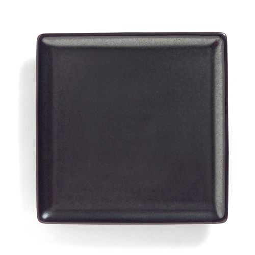 Porcelain Incense Tray BLACK ★EXPORT-ONLY PRODUCT