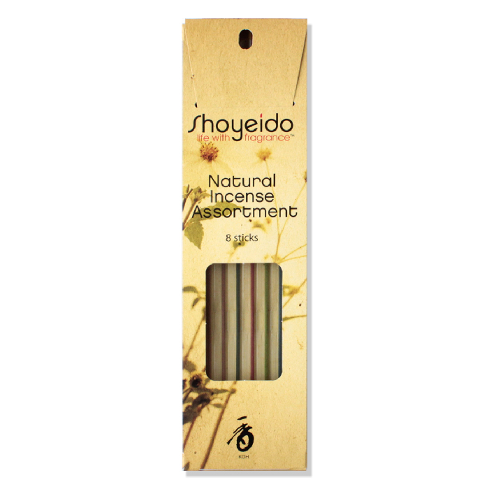 Daily Incense 8 stick Assortment ★EXPORT-ONLY PRODUCTS