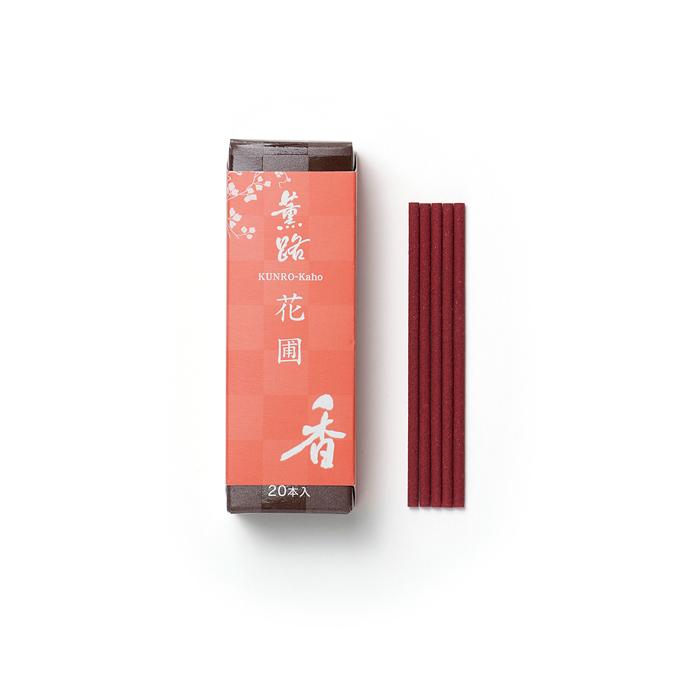KUNRO Kaho/Flower Garden (20 sticks)