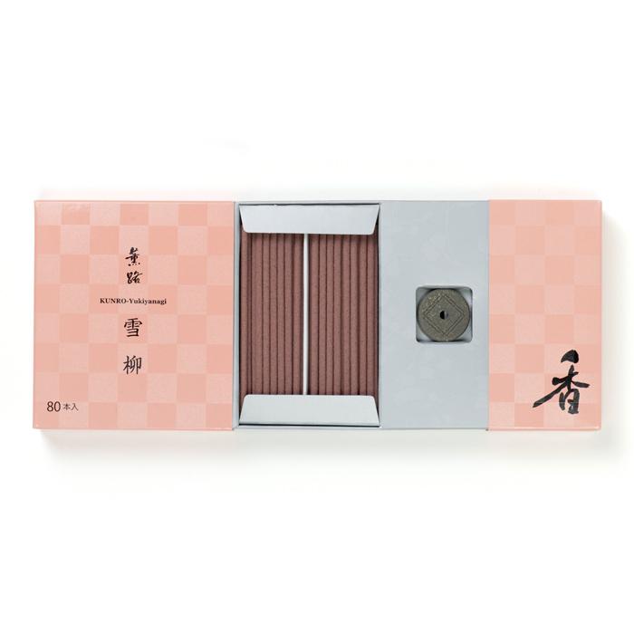 KUNRO Yukiyanagi/Spring Blossoms (80 sticks)