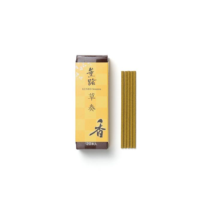 KUNRO Sou sou/Rustling Meadow(20 sticks)
