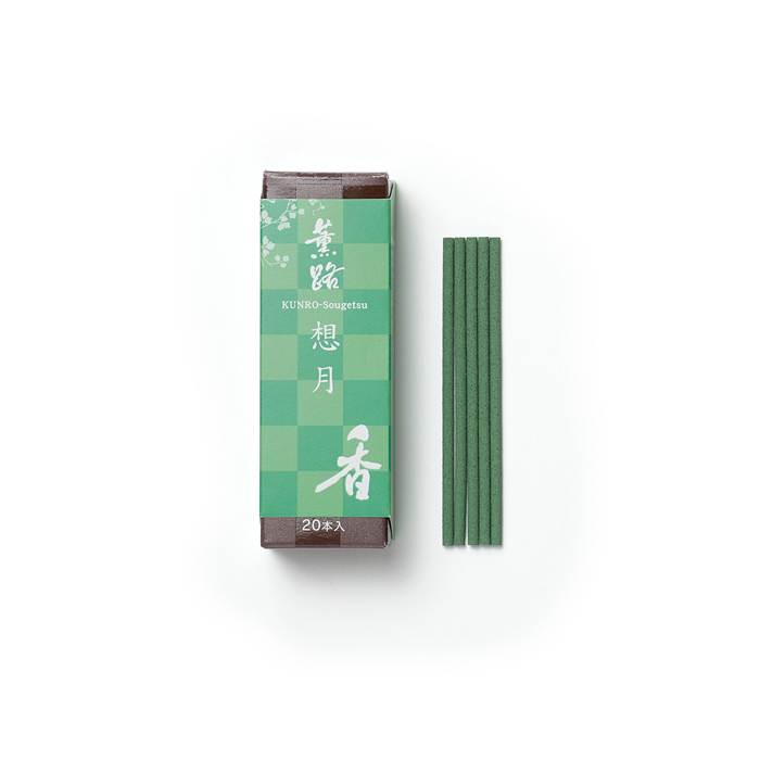 KUNRO Sougetsu/Moon Reflection (20 sticks)