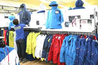 Ski Jackets & Ski Pants Clothing