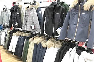 ski wear Clothing