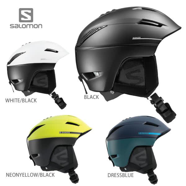 HC〕SALOMON〔Ski Helmet〕<2019>RANGER2 C.AIR Ski Gear