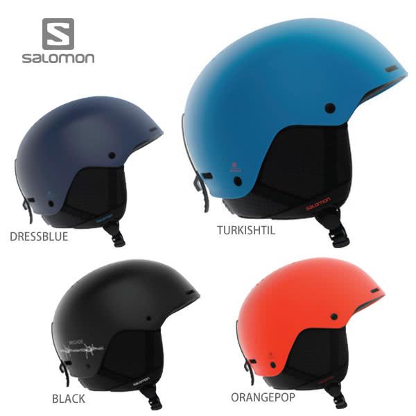 HC〕SALOMON〔Ski Helmet〕<2019>BRIGADE Ski Gear