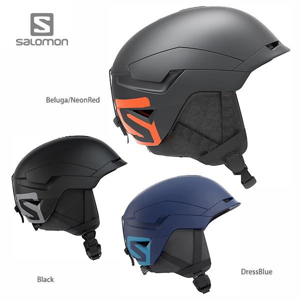 HC〕SALOMON〔Ski Helmet〕<2020>QUEST ACCESS Ski Gear