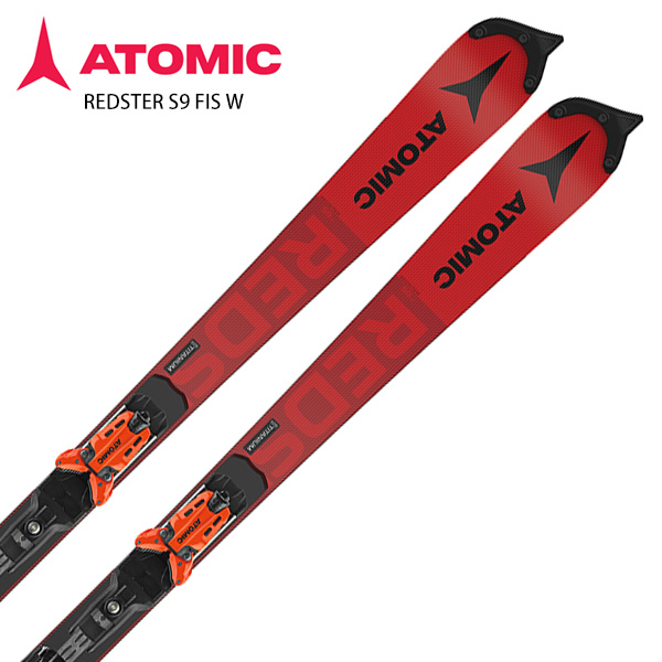 Early Reservation Item】 ATOMIC Ski <2021> REDSTER S9 FIS W