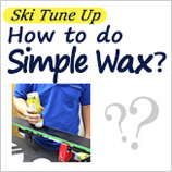 How to use Simple Wax