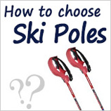 How to choose a ski pole