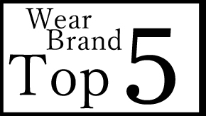 Japan Ski wear Brands Ranking