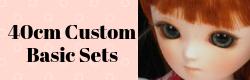 40cm Custom Basic Set