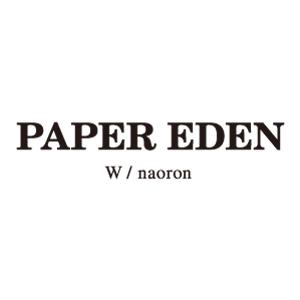 PAPER EDEN with naoron(ぺーぱーえでん うぃず なおろん)