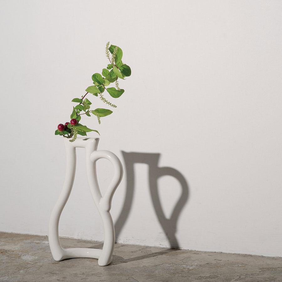 花瓶 still green