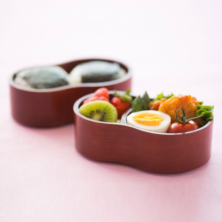 輪島キリモト ひさご型 弁当箱