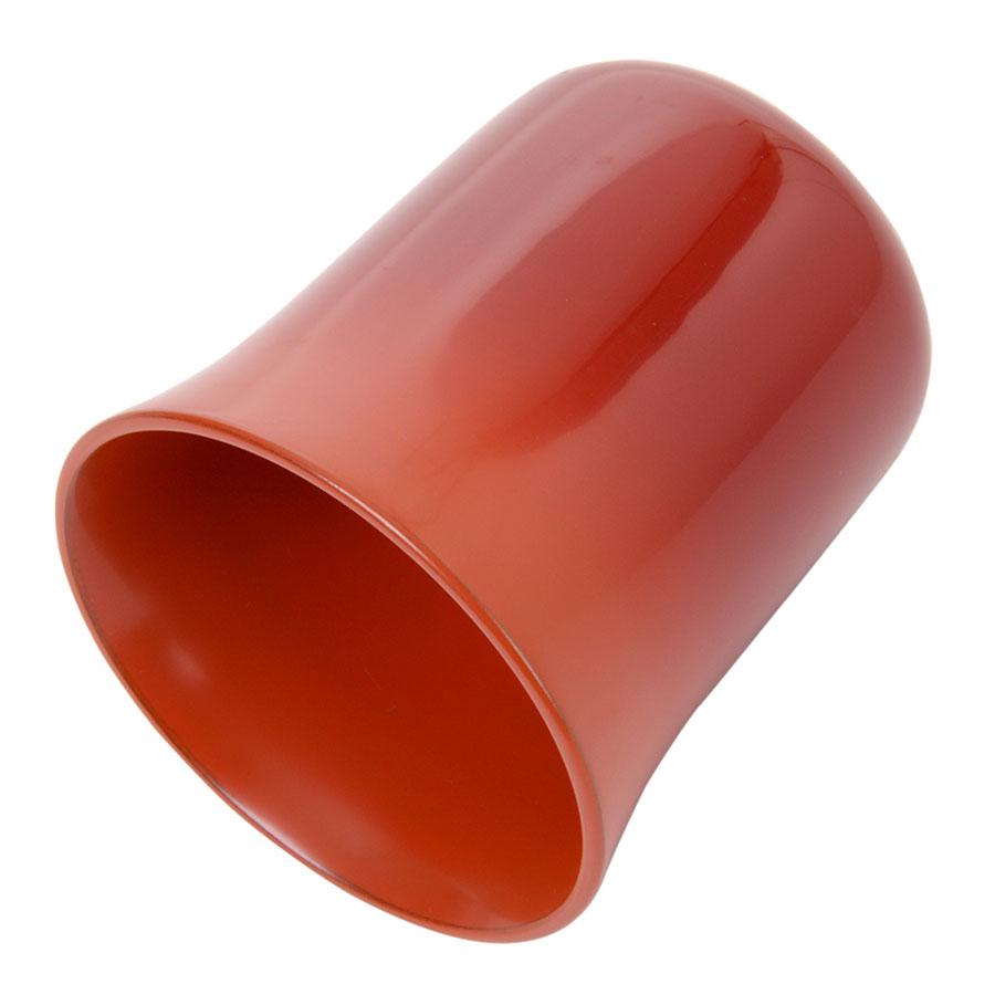 輪島塗 ショットグラス 赤グラデーション