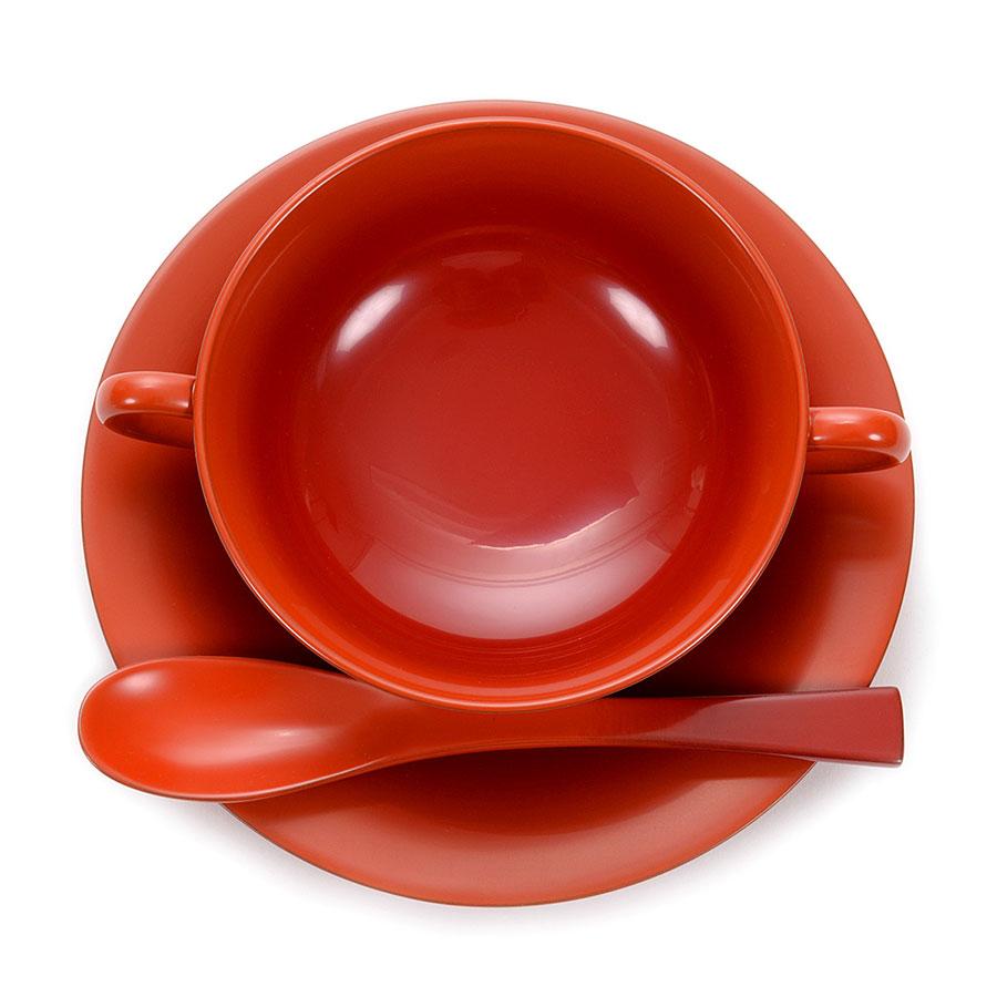 輪島塗 スープカップセット