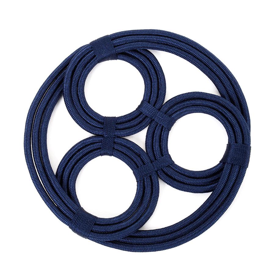 絹糸KINUITO 釜敷き