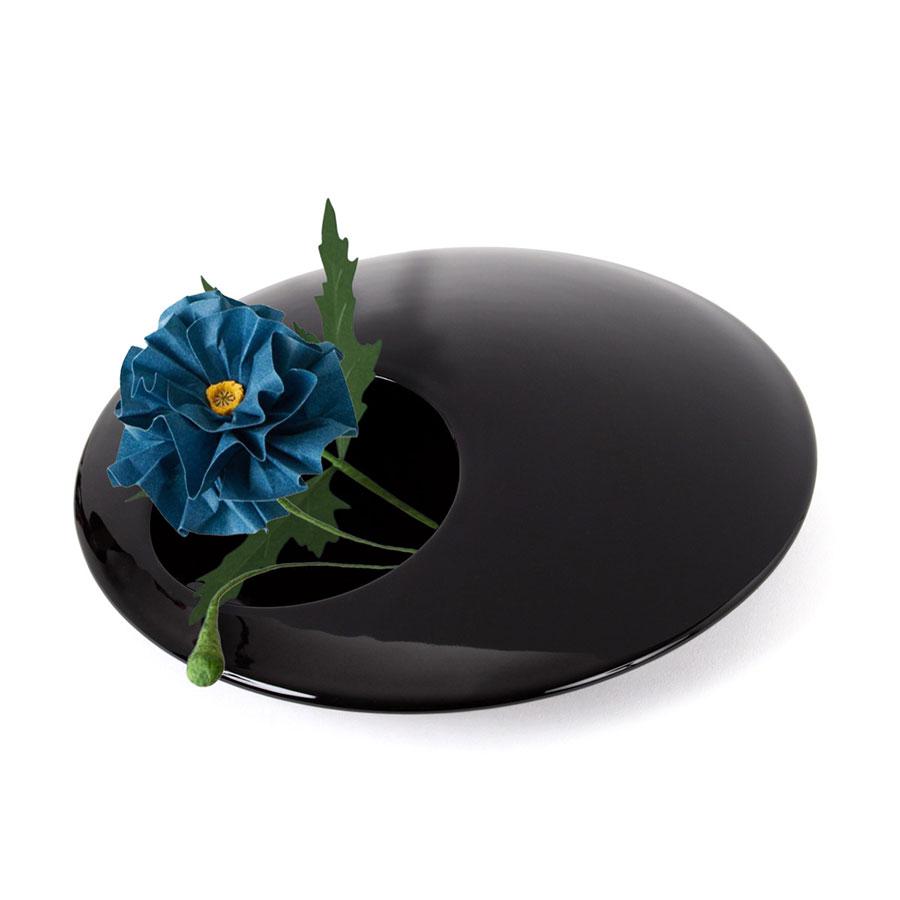 花瓶 MAMMALSフラワーギフト Black