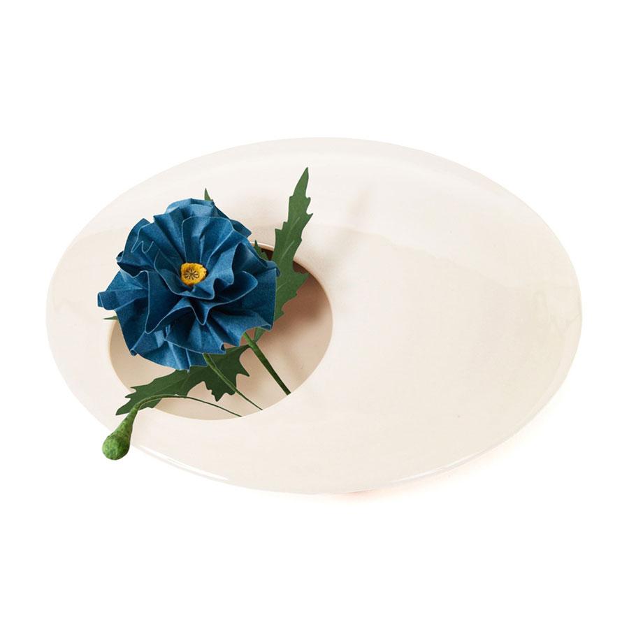 花瓶 MAMMALSフラワーギフト White/L