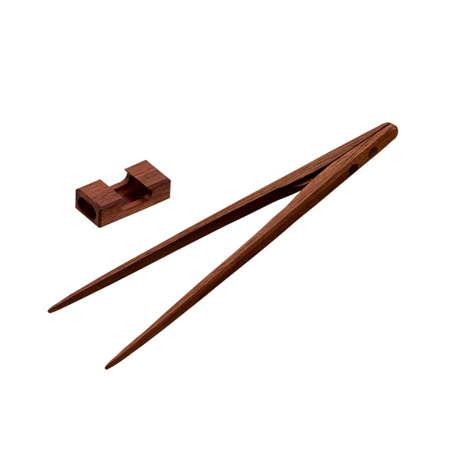 YORI-SO お箸トング  ウォルナット