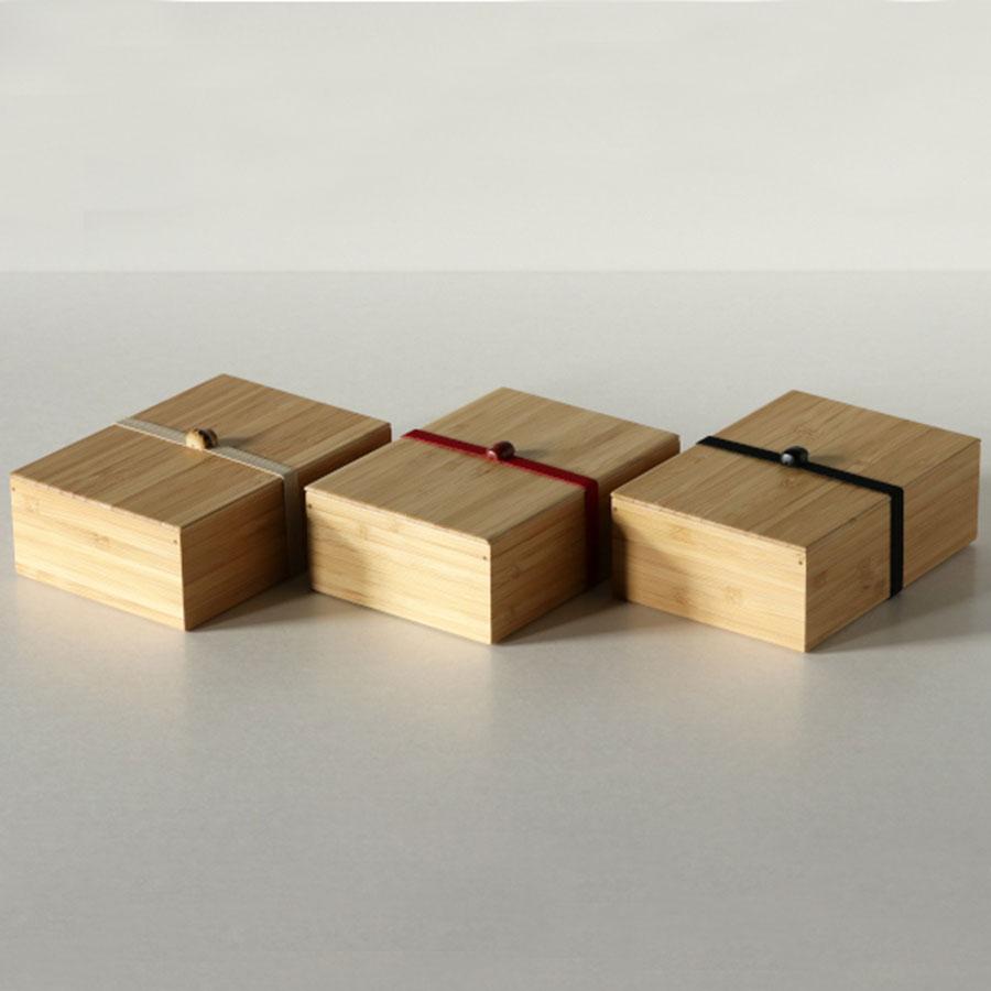 公長齋小菅  一段弁当箱  竹製 ランチボックス