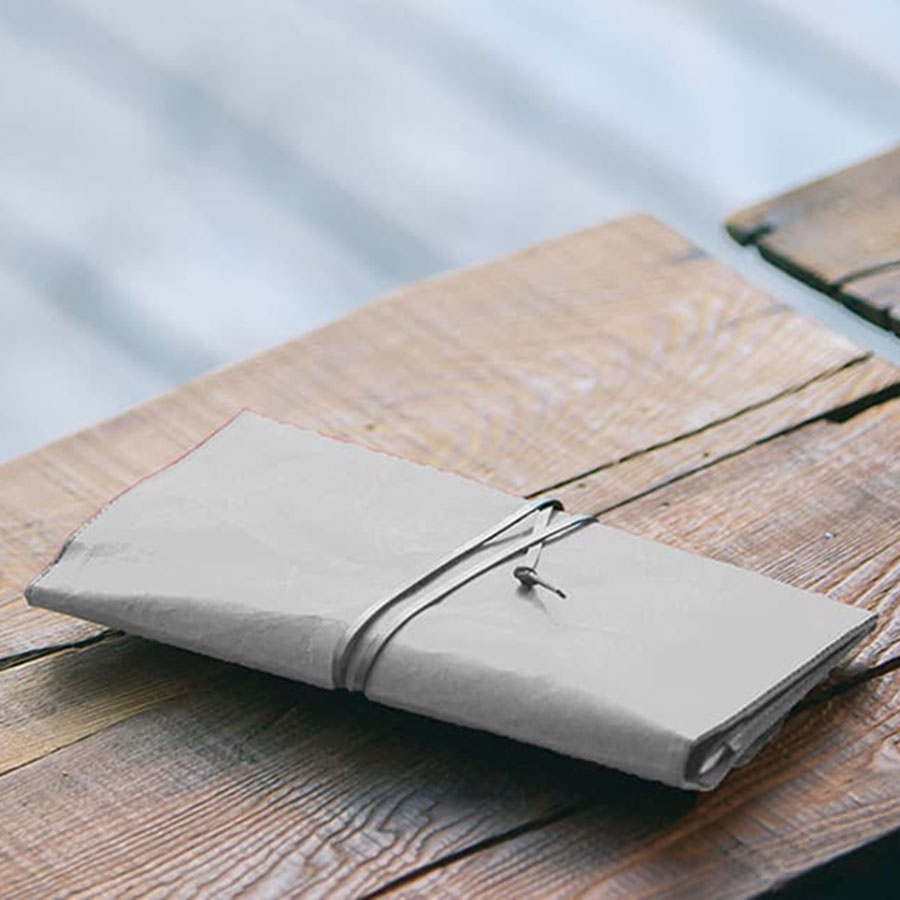 SIWA|紙和 パスポートケース