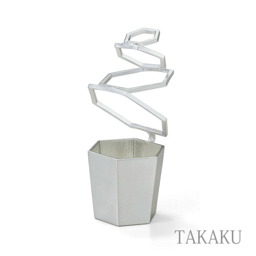 能作 HOOP 一輪挿し フラワーベース TAKAKU