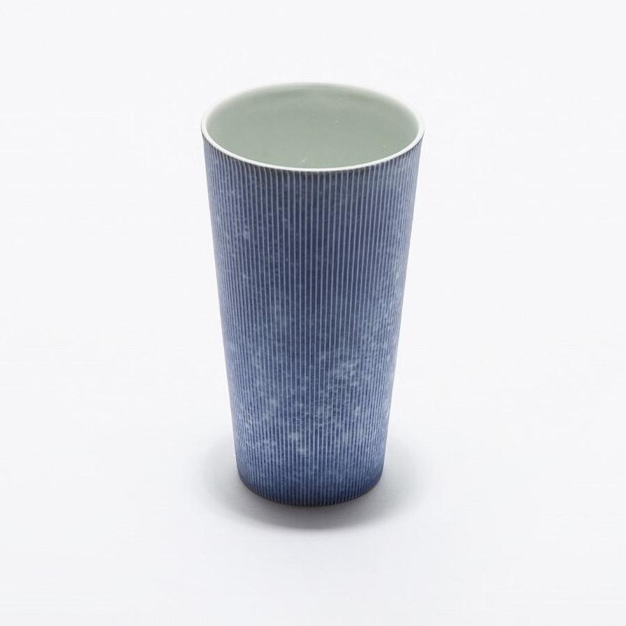 セラニスプロジェクト  有田焼  李荘窯  コスモスブラスト  ビアカップ