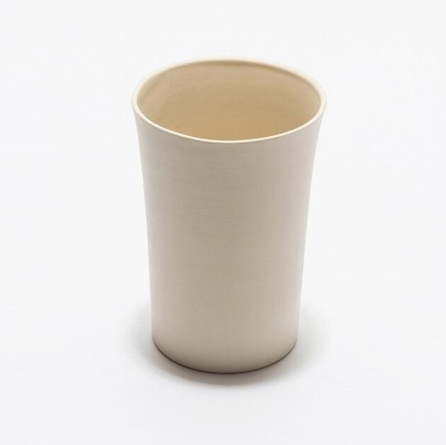 セラニスプロジェクト  常滑焼 山源陶苑 ビアカップ