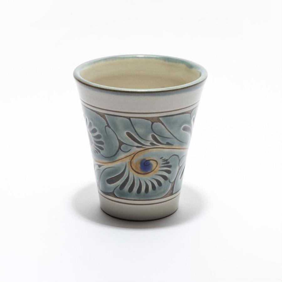 セラニスプロジェクト  壺屋焼  育陶園  ビアカップ